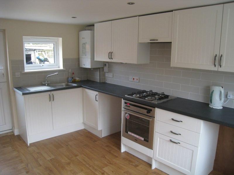 New Cottage Style Kitchen
